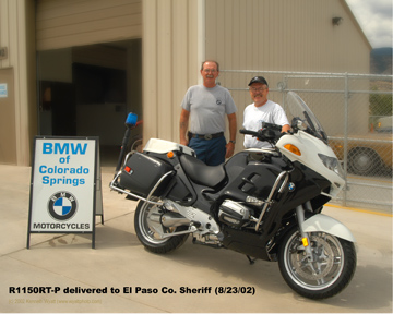 BMW, motorcycle, police, EPSO photo
