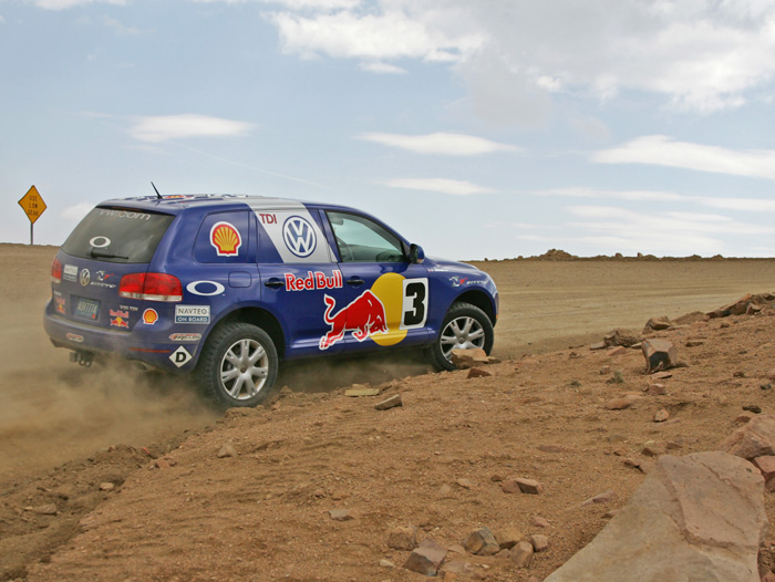 VW, Touareg, Volkswagon, Pikes Peak, Hill Climb, race, auto photo