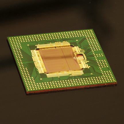 integrated circuit, LSI, electronic component photo