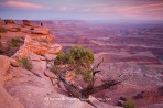 Grand View Point, Canyonlands, Utah, red rock, sunset, canyo