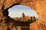 Arches, desert, arch, North Wndow, Turret, Utah